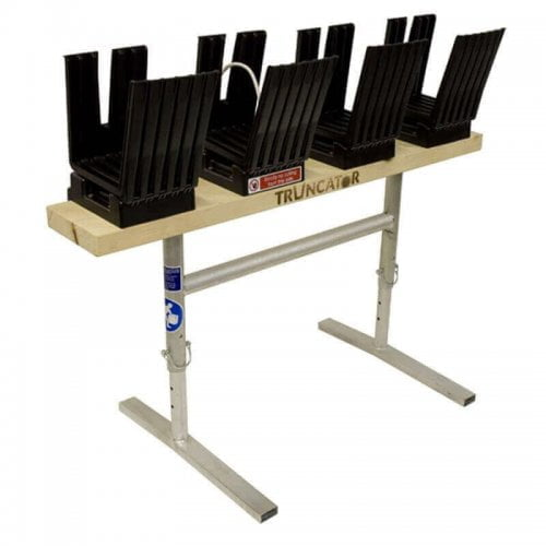 Truncator 4 Fold log sawhorse