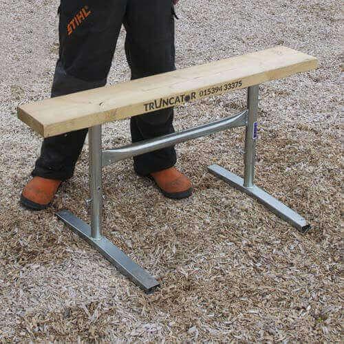 how to make i beam sawhorses complete manual
